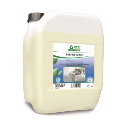 Υψηλής απόδοσης όξινο καθαριστικό προϊόν έναντι όλων των ρύπων που προκύπτουν σε χώρους υγιεινής. Η παχύρευστη σύνθεσή του βοηθά στη γρήγορη και ολοκληρωμένη απομάκρυνση ρύπων ακόμη και σε κάθετες επιφάνειες.
